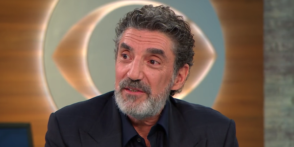 chuck lorre cbs this morning