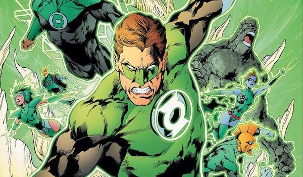 Hal Jordan in Green Lantern comics