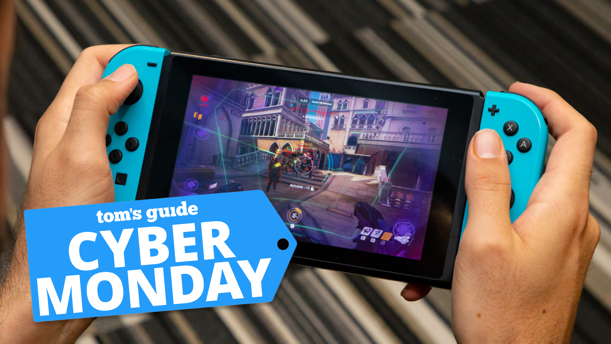 Best Nintendo Switch Cyber Monday Deals 2020 Tom S Guide