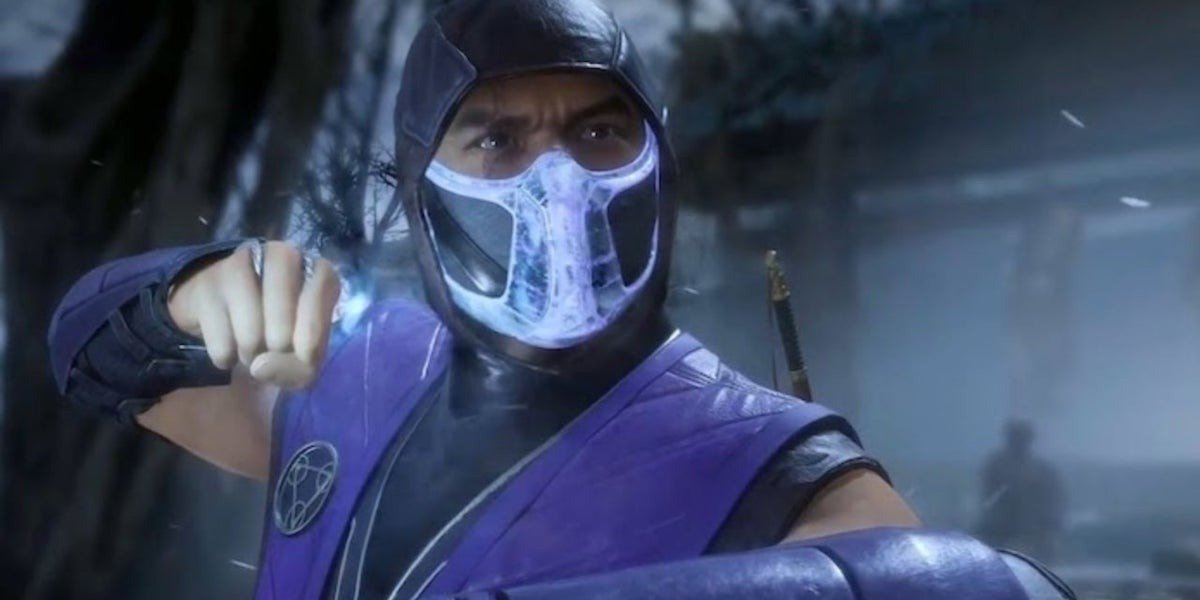 Sub-Zero in Mortal Kombat
