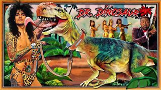 Dr Dinosaur graphic