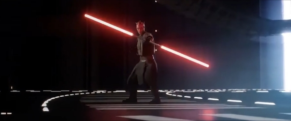 Star Wars Battlefront 2 - Darth Maul