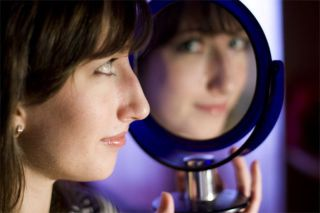 The ability to recognize oneself in the mirror is a basic aspect of self-awareness.