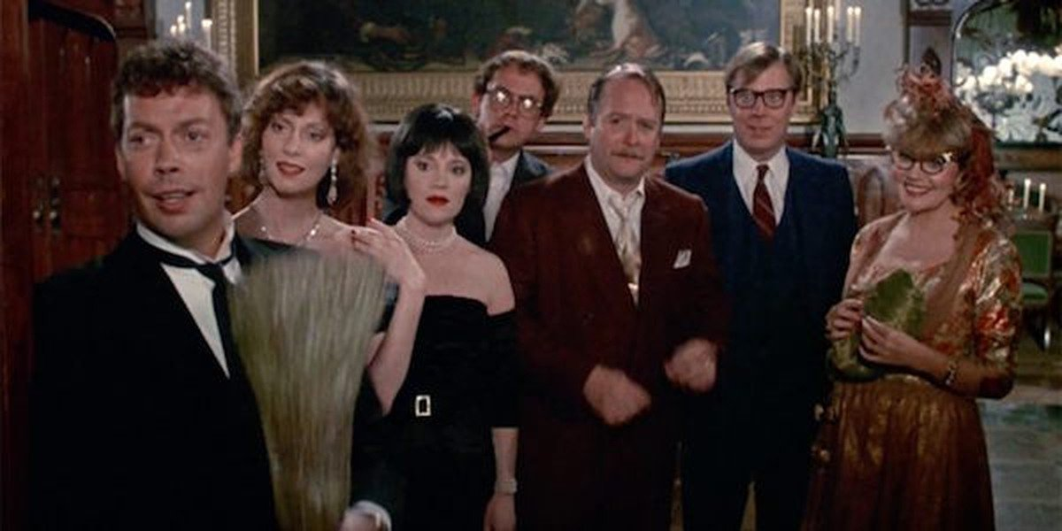 The Cast of 1985's Clue