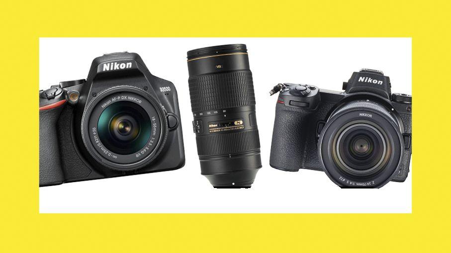 Nikon holiday deals 2019 - STILL time to save on Nikon cameras & lenses