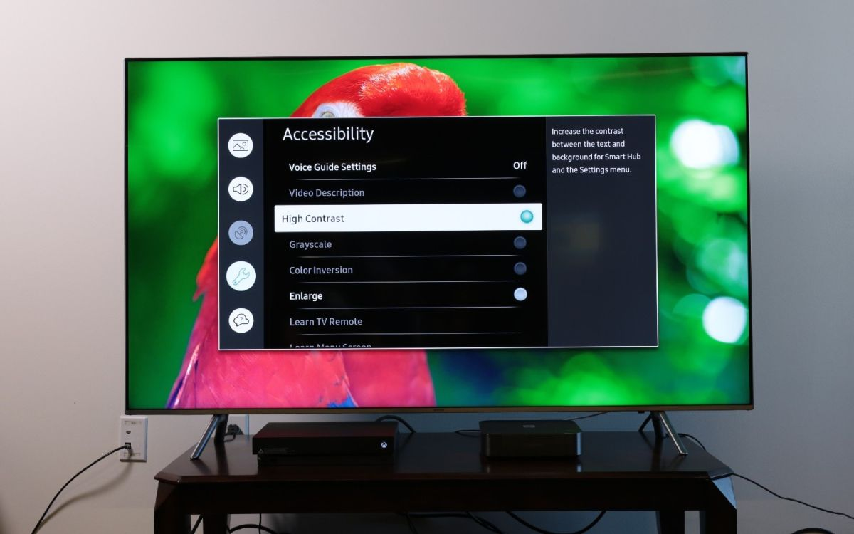 How to Turn on Night Mode on Your Samsung TV - Samsung TV