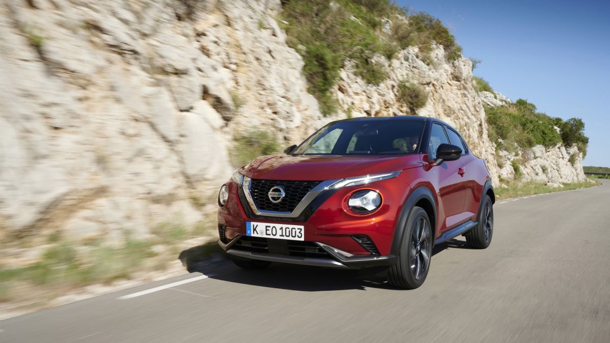 A smarter SUV: Nissan's new Juke gets serious with its tech spec