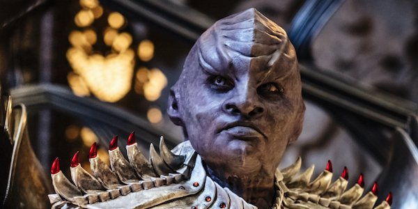 Michael Burnham Sonequa Martin-Green Star Trek Discovery CBS All Access