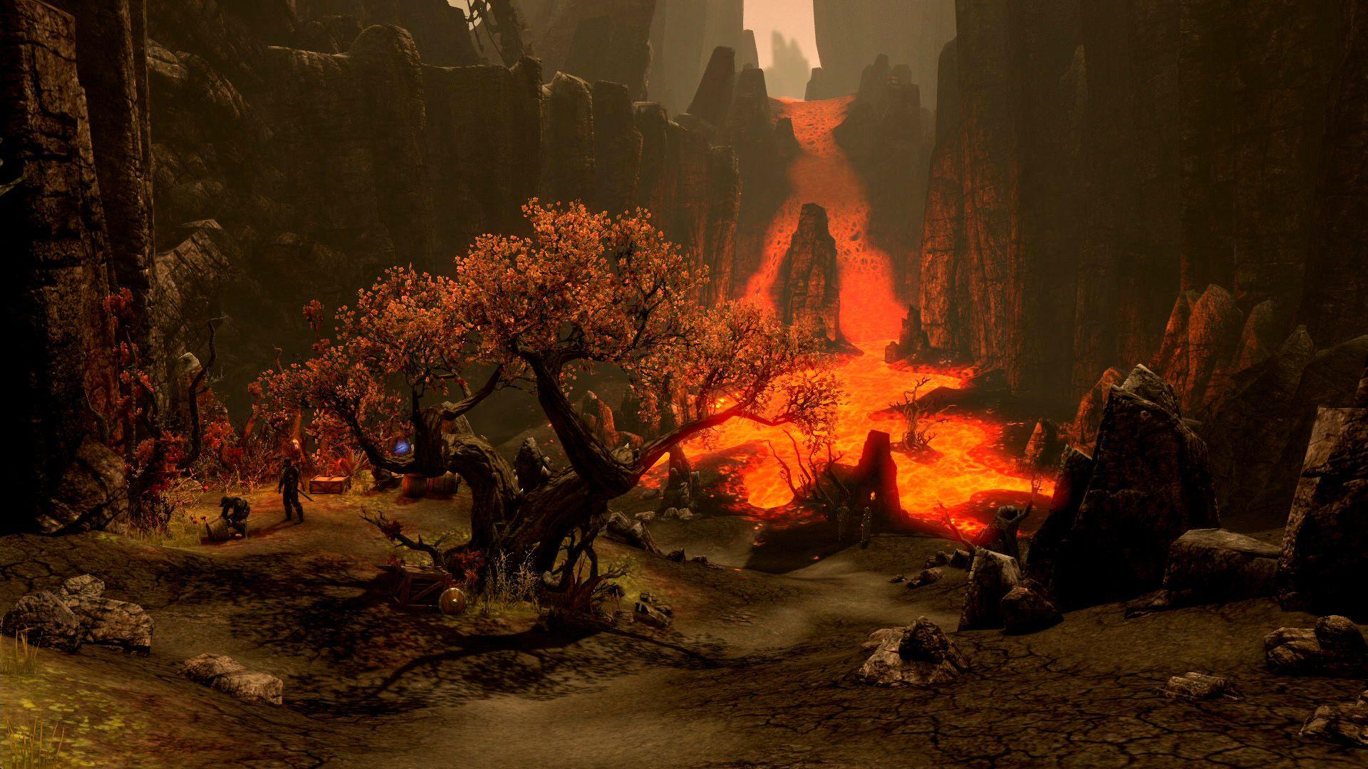 Elder Scrolls Online Screenshots Travel Across Tamriel #24402