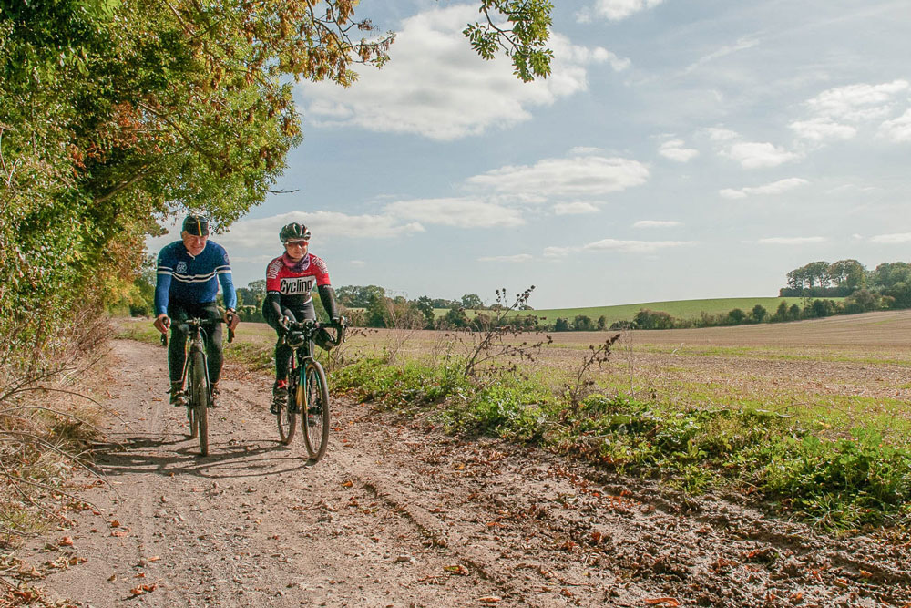 Does the UK really have the terrain for gravel road
