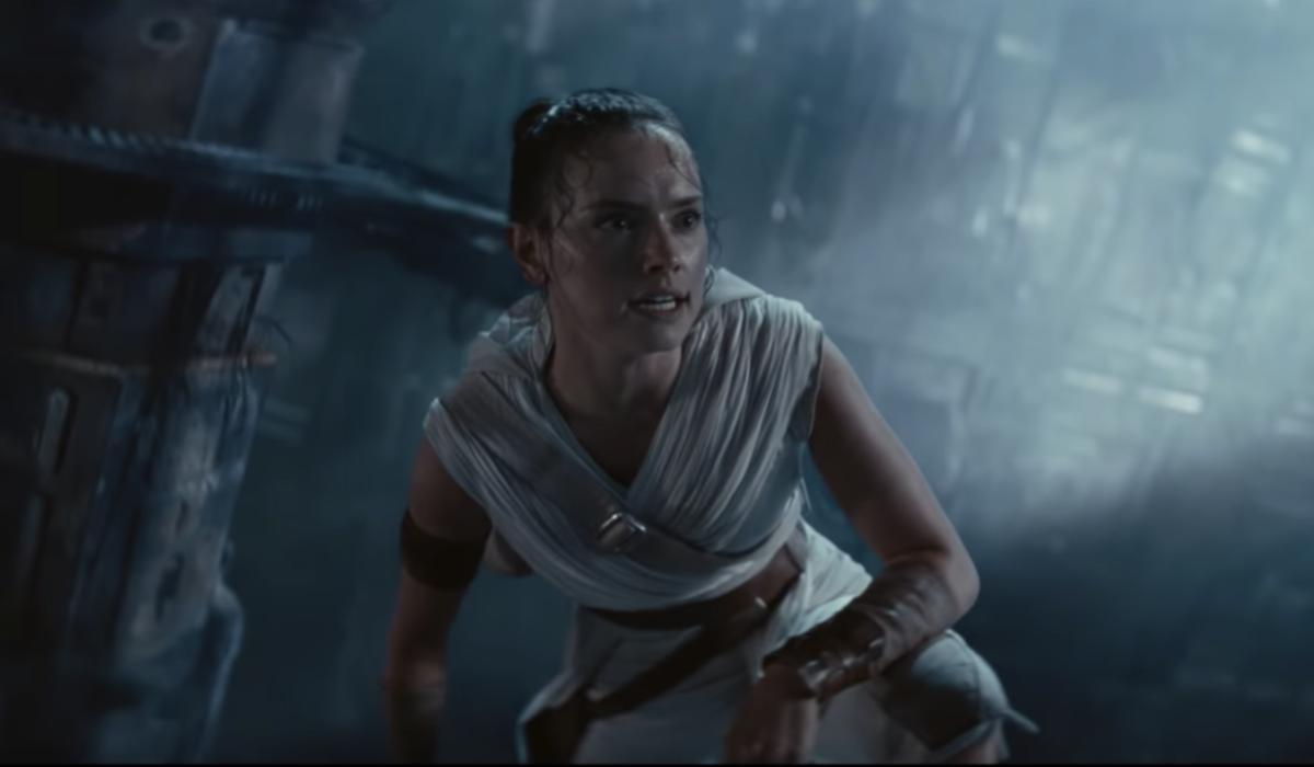star wars rise of skywalker rey disney