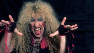 Twisted Sister frontman Dee Snider
