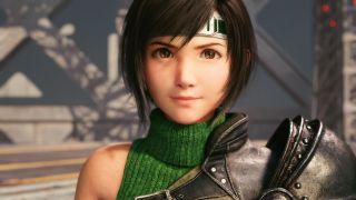Yuffie from Final Fantasy 7 Remake Intergrade