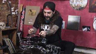 Sons of Apollo man pays tribute to Neil Peart