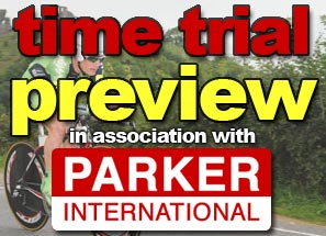 British time trial preview in association with Parker International logo