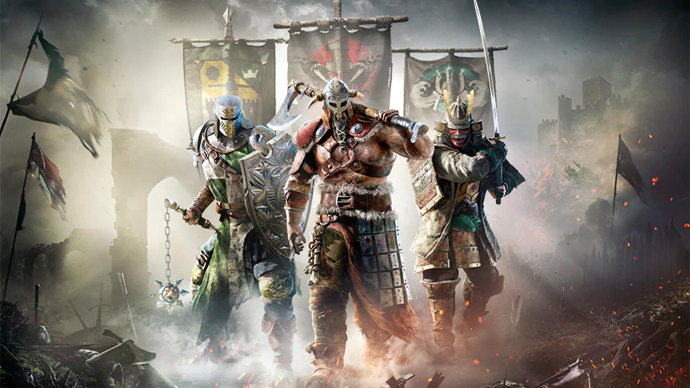 Ubisoft's hack-and-slash For Honor can be had for free on PC | TechRadar