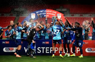 Oxford United v Wycombe Wanderers – Sky Bet League One – Play-Off – Final – Wembley Stadium