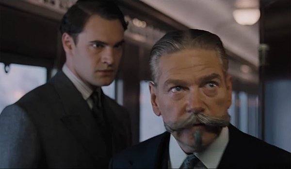 M Bouc played by Tom Bateman in Murder on the Orient Express