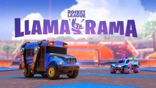 Fortnite Rocket League Llama-Rama Challenges
