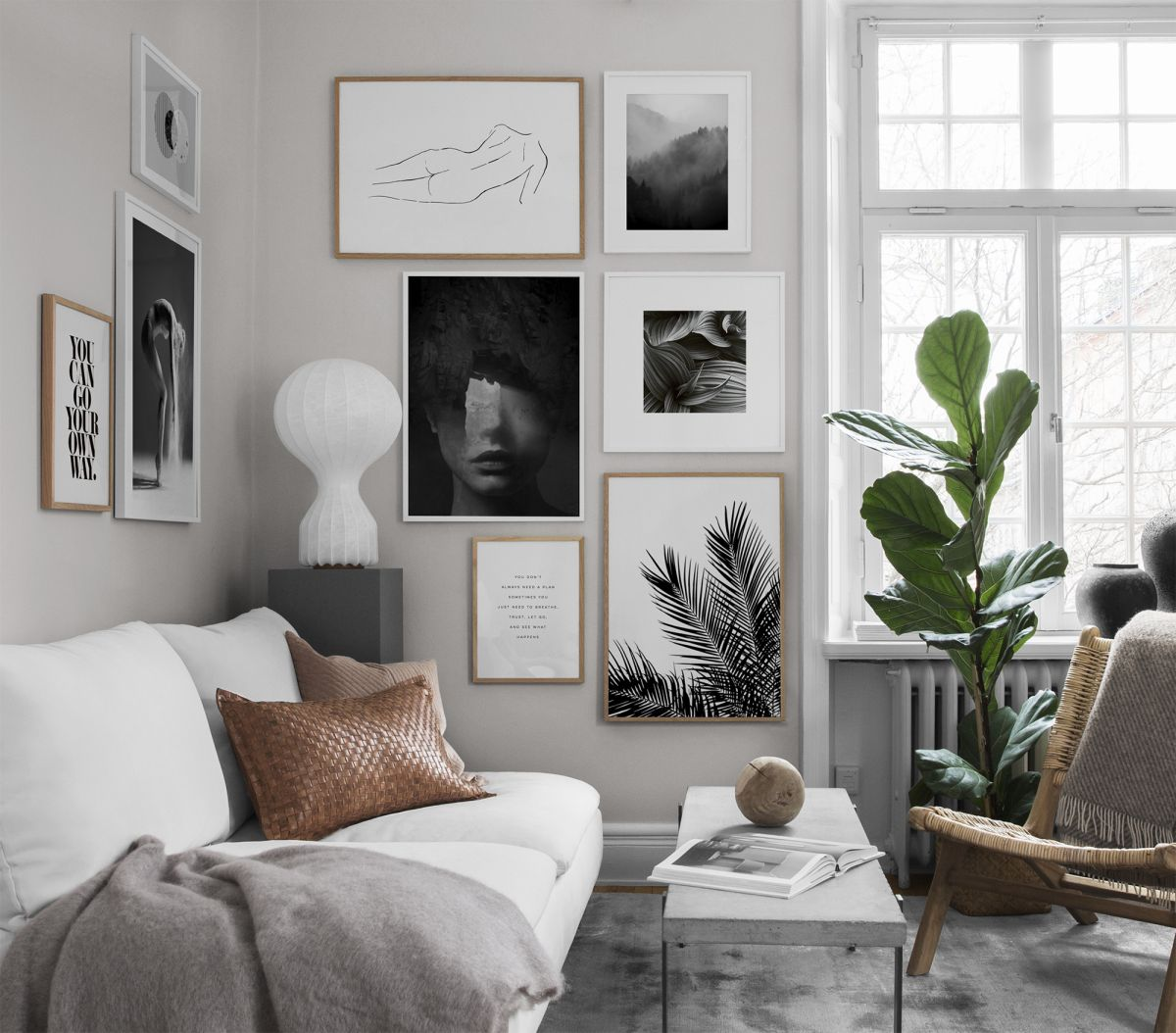 How to make a dark room brighter: 12 ideas to lighten your spaces