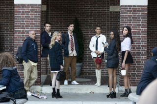 Gossip Girl cast as reboot comes to BBC1