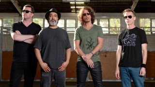 A picture of Soundgarden