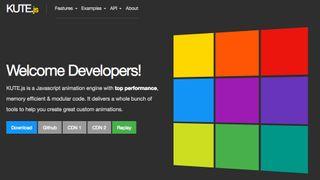Kute.js - JavaScript animation engine
