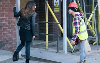 Coronation Street spoilers: Gary's price is too high for Carla Connor