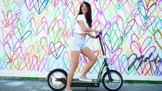New Razor electric scooter