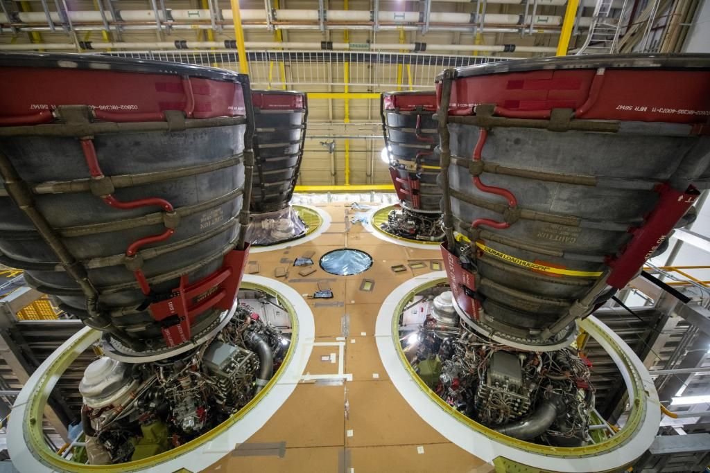 NASA orders 18 more engines for its Space Launch System megarocket - Space.com