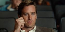 Death On The Nile's Armie Hammer Has Wild Facial Hair Now And He's Totally Unrecognizable
