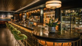 Watson's Bar in Stockholm's Rival Hotel features a Genelec 4000 Series sound system
