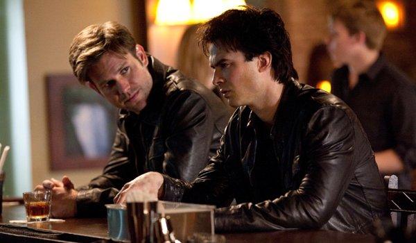 The Vampire Diaries Alaric Damon