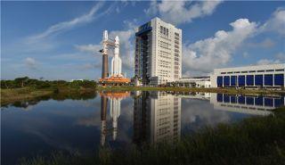 China's Long March 5 Rocket