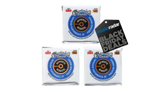 Get 3 packs of Martin acoustic guitar strings for less than $14 in the early Black Friday sale at Sweetwater