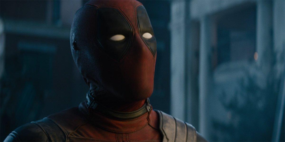Deadpool in Deadpool 2