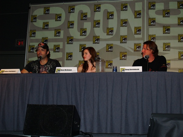 Comic Con: Red Sonja Panel In Detail #153