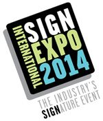 Digital Signage at International Sign Expo April 2014