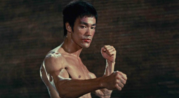 The Way of the Dragon star Bruce Lee