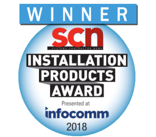 SCN Announces 2018 InfoComm Award Winners