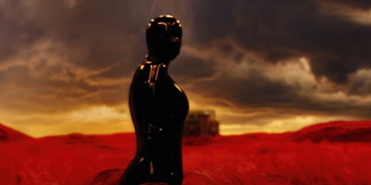 The Rubber Woman from the American Horror Stories trailer