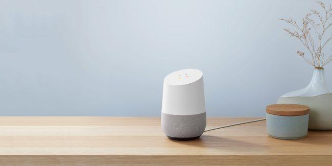 Google Home smart speaker lifestyle image