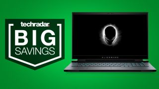 Alienware M15 R2 Cyber Monday gaming laptop Deal