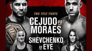 live stream ufc 238 Cejudo vs Moraes