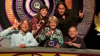 Corey Taylor on the cast of QI