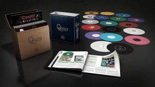 Queen - Studio Collection box set