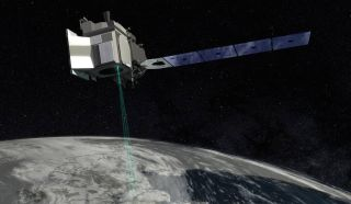 ICESat-2 in Orbit