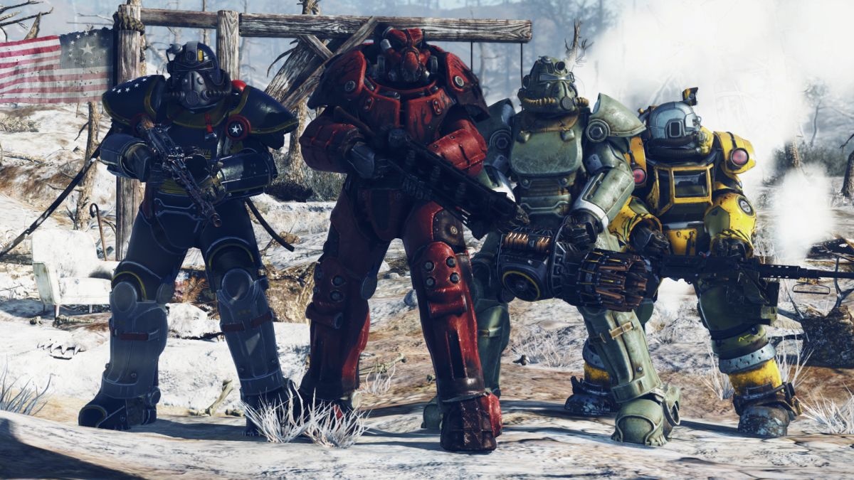 How to win Fallout 76 Nuclear Winter battle royale? Bethesda