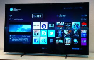 Sony to implement smart user interface on 2012 Bravia TVs