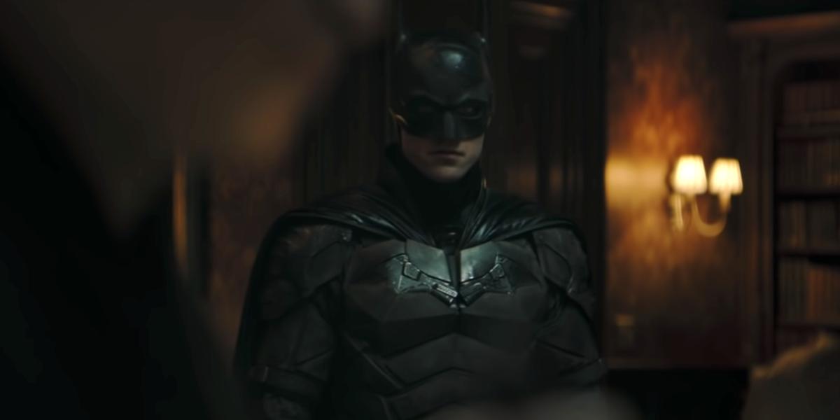 The Batman Star Describes What